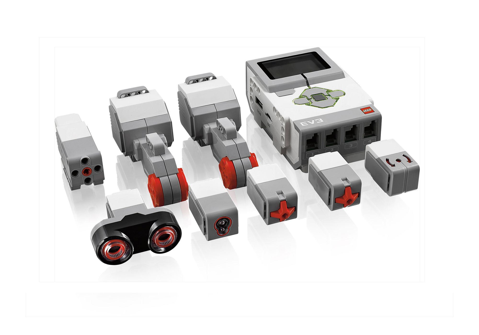 Запасные части и комплектующие для робототехники Lego купить в России