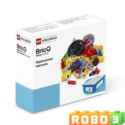 Набор LEGO Education BricQ Motion Prime 45400 (10+)