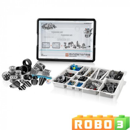 Ресурсный набор LEGO 45560 Mindstorms Education EV3