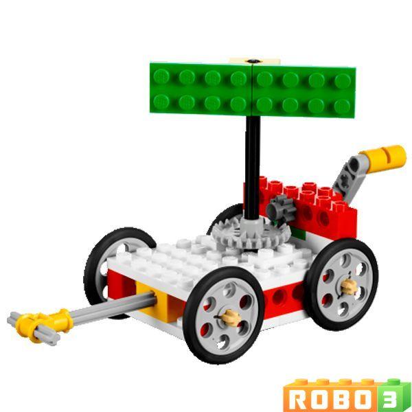 """Набор LEGO 9689 """"Простые механизмы"""", Лего-9689"""